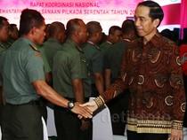 Jokowi Hadiri Rakornas Pemantapan Pilkada Serentak