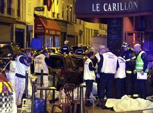 Restoran dan Bar di Paris Ini Ikut Jadi Sasaran Penembakan