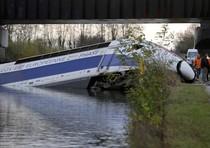 Kereta Cepat Tergelincir di Prancis, 10 Orang Tewas