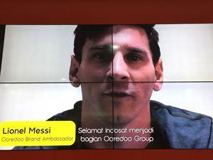 Messi dan Ibra: Selamat Datang, Indosat Ooredoo!