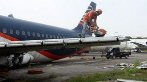 Batavia Air Protes Asetnya Dijual Sebagai Barang Rongsok