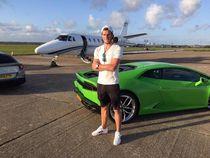 Bikin Cedera, Gareth Bale Tak Mau Lagi Kendarai Mobil Sport