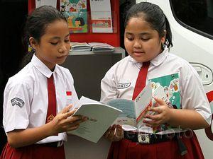 Peluncuran Buku Melek Keuangan untuk Siswa SD