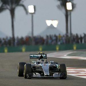 Juara di Abu Dhabi, Rosberg Tutup Musim dengan Tiga Kemenangan Beruntun