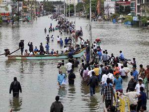 Banjir Terjang India