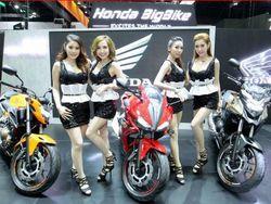 Honda Pamer Moge 500 cc