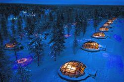 Ini Tempat Terbaik Untuk Lihat Aurora di Finlandia