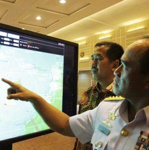 TNI AL Diperkuat Siskomsat dengan VSAT