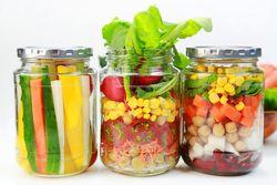 Deglazing  dan Salad Jar Tetap Digemari Banyak Orang