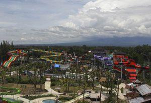 Tak Perlu ke Luar Negeri, Water Park Keren Hadir di Yogyakarta