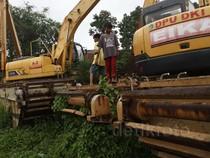 Pembangunan Waduk Brigif Mangkrak