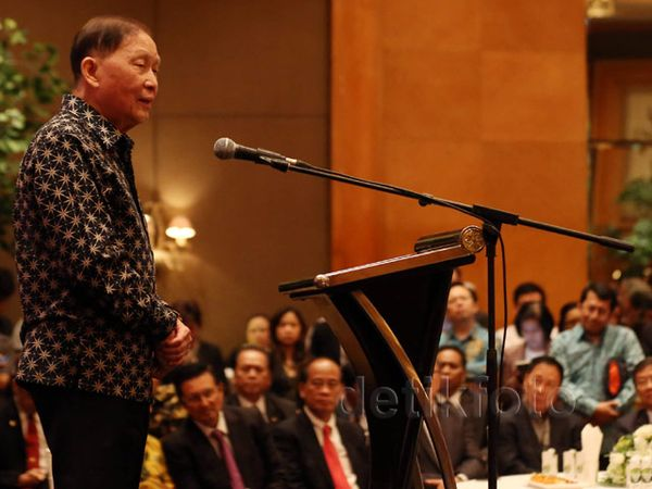 Mochtar Riady Umumkan Pimpinan Baru Lippo Group
