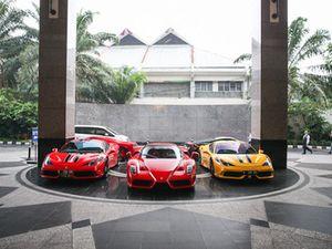 Klub Ferrari Indonesia Ganti Driver