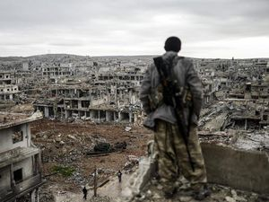 Operator Ini Tawarkan Wisata Perang ke Suriah, Tanpa Asuransi!