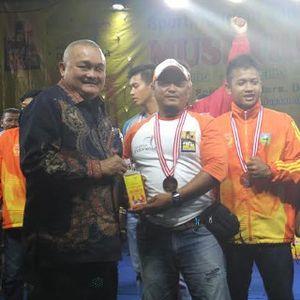 Jambi Juara Umum Musi Triboatton 2015