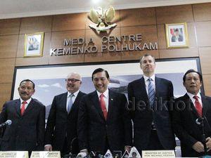 Indonesia-Australia Perkuat Kerjasama