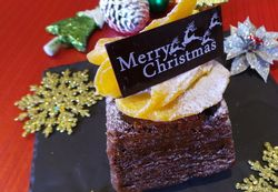 Resep Kue: Traditional Square Fruit Cake