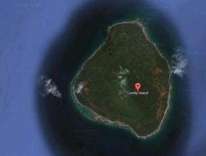 Kasihan, Ini Pulau Kesepian