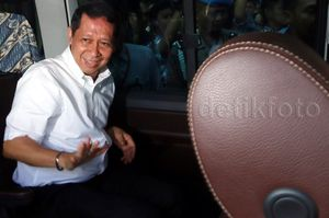 Berhentikan RJ Lino, Rini Telah Lapor Jokowi