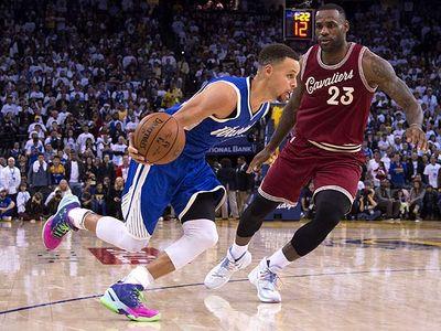 Golden State Warriors Kalahkan Cleveland Cavaliers
