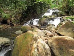Cantiknya Air Terjun Sikulikap Negeri Suah di Sumut
