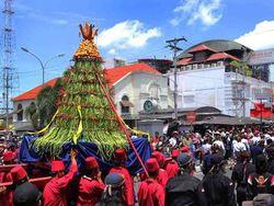 Grebeg Maulud & Aneka Festival Seru Bulan Desember 2016