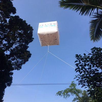Balon Internet Helion Siap Mengudara