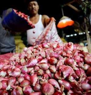Surplus Bawang Merah, RI Ekspor ke Thailand Hingga Singapura