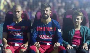 Video Keselamatan Pesawat yang Lucu dari Pemain Barcelona