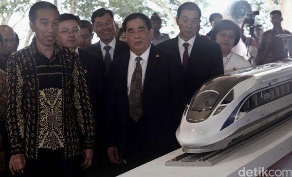Sekali Jalan, Kereta Cepat JKT-BDG Bisa Bawa 583 Orang