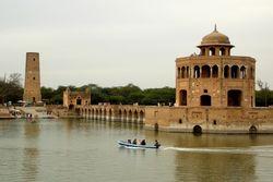 Hiran Minar, Menara Rusa Kesayangan Maharaja Pakistan