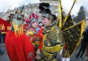 Di Luar Asia, Ini 4 Kota Besar dengan Perayaan Imlek Paling Meriah