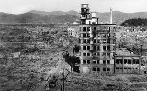 Potret Mengerikan Hiroshima & Nagasaki Setelah Dibom Atom