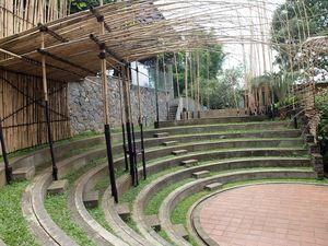 Selasar Sunaryo, Bangunan Paling Berseni di Bandung