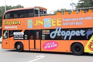 Asyiknya Keliling Singapura Naik Bus Hop On-Hop Off