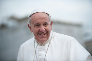 Vatikan Terbitkan Buku Resep Makanan Favorit Paus