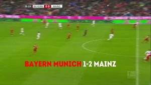 Highlights Gol-gol Bundesliga Pekan Ini