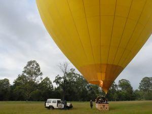 Yang Harus Kamu Coba di Australia, Naik Balon Udara!