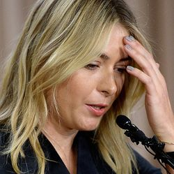 Tentang Tidak Banyaknya Dukungan Sesama Petenis untuk Sharapova