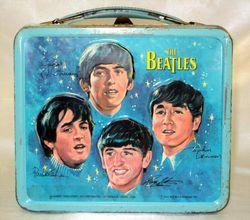 Dari The Beatles hingga Snoopy, Kotak Makan Unik dari Berbagai Era (1)