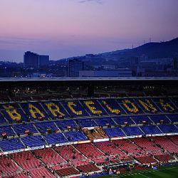 Gracies Johan di Camp Nou Akhir Pekan Ini