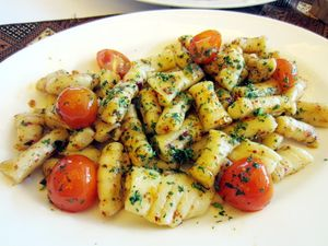 Gnocchi Hingga Ayam Rica-rica Tersaji dalam 7 Hidangan Makan Malam di Sailendra