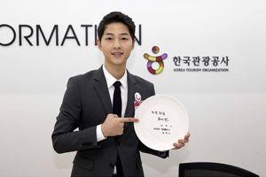 Aktor Ganteng Song Joong Ki Jadi Duta Pariwisata Korea