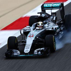 Ganti Girboks, Hamilton Kena Penalti Turun 5 Grid di GP China