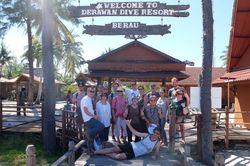 Kata Turis Australia yang Pertama Kali ke Derawan: Amazing, Beautiful, I Love It!