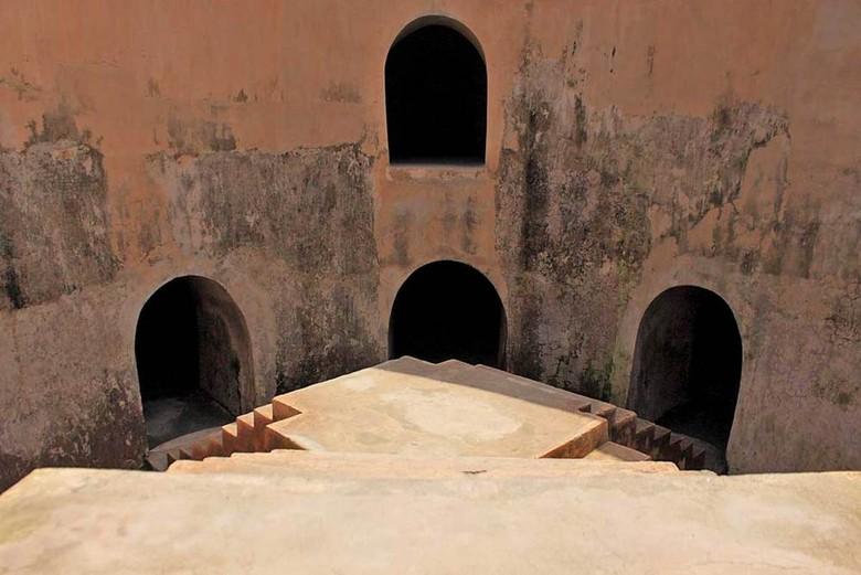 Masjid bawah tanah di Taman Sari (Randy/detikTravel)