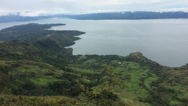 Danau Toba (Afif/detikTravel)