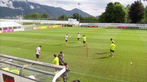 Timnas Jerman Berlatih di Swiss Tanpa Marco Reus
