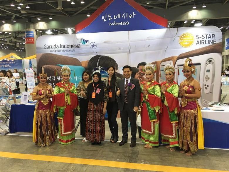 Lewat Tari  Kopi, Indonesia Promosi Wisata Di Seoul