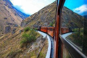 Jalur Kereta Hidung Setan di Ekuador